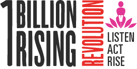 logo of one billion rising 2016